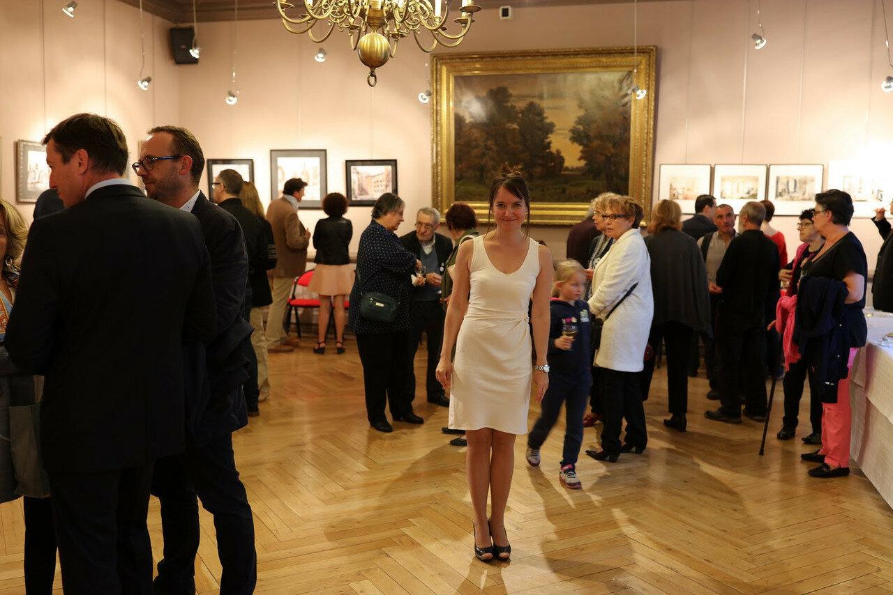 Personal Exhibition MAI 2016 . Mairie du 6e. Lyon. France