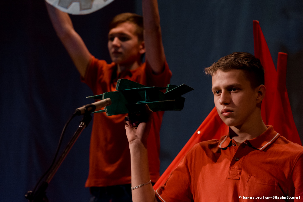 Городской фестиваль молодежных театральных коллективов