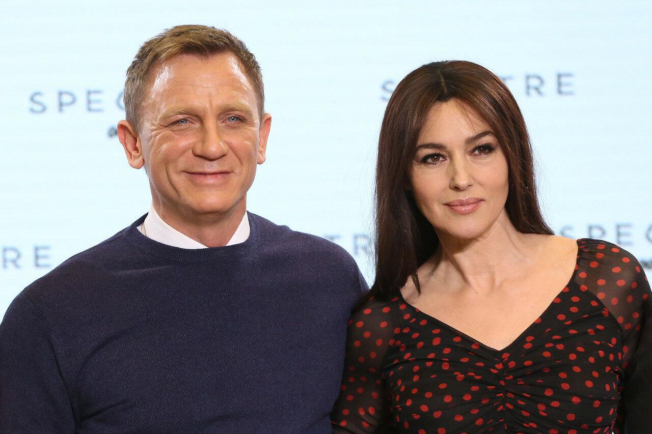 Daniel Craig, Monica Bellucci