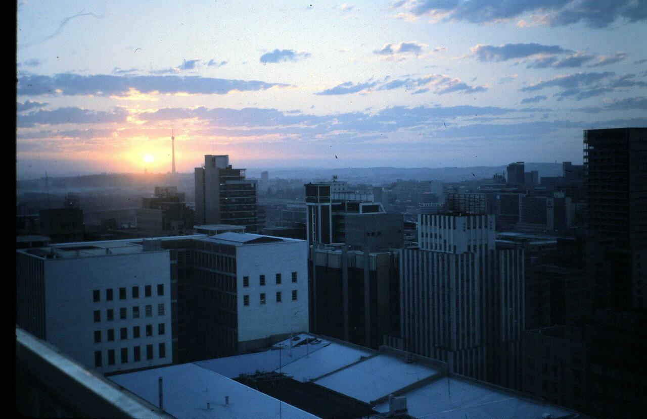 22 августа. Йоханнесбург (ЮАР)