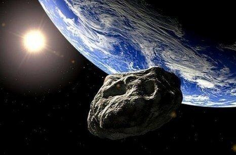 ВNASA хотят превратить астероид вкосмический корабль