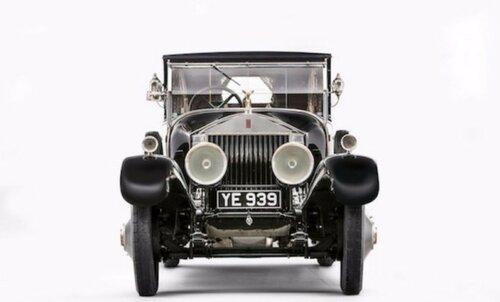 В Британии продадут уникальный Rolls-Royce за 700 000 фунтов