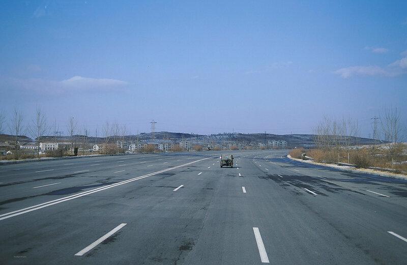 2003 Хайвей Пхеньян-Нампо.jpg