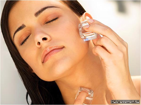 Лед и красота. 5 советов по уходу за кожей лица