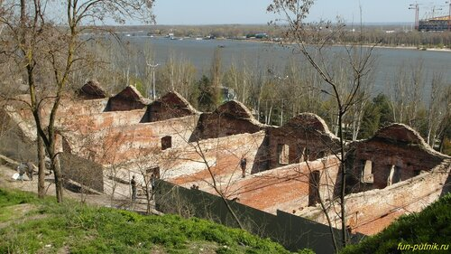 Заброшки Ростова - старинные Парамоновские склады
