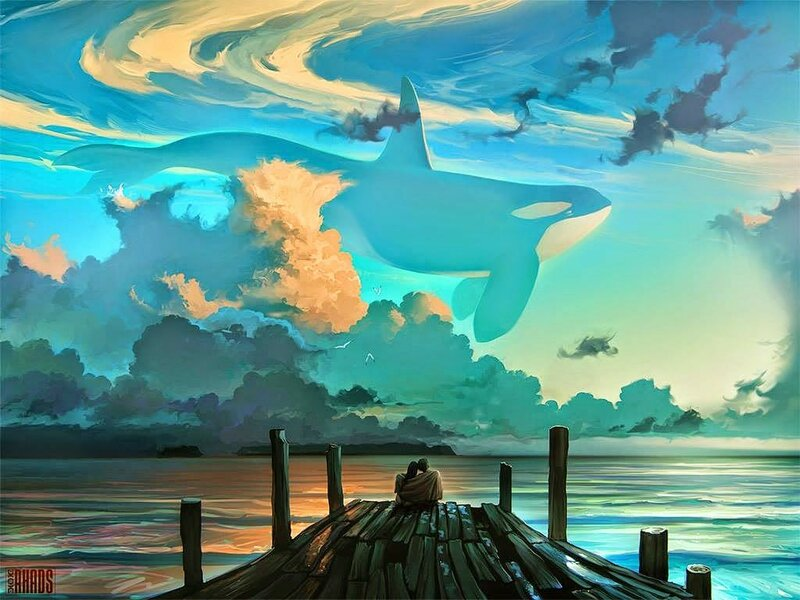 Артём Чебоха (RHADS). Sky for Dreamers