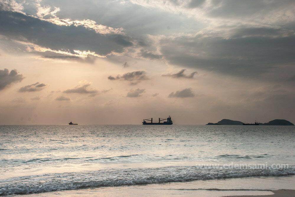 Дальний военный пляж в Паттайе