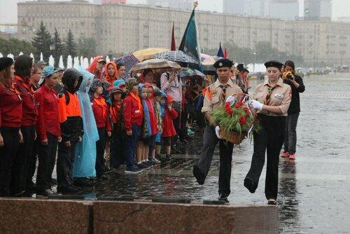 Джамбори Бородино 2016 best