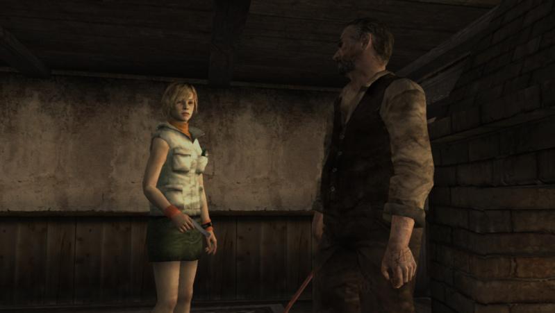 Замена Леона на Хизер из Silent Hill 3 0_13862d_78ec84d3_orig