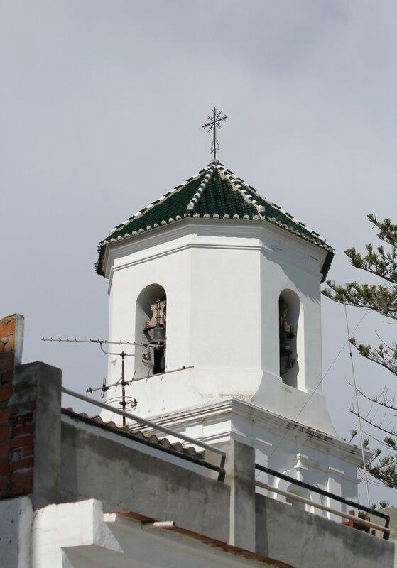 Нерха. Церковь Спасителя (Iglesia de El Salvador)