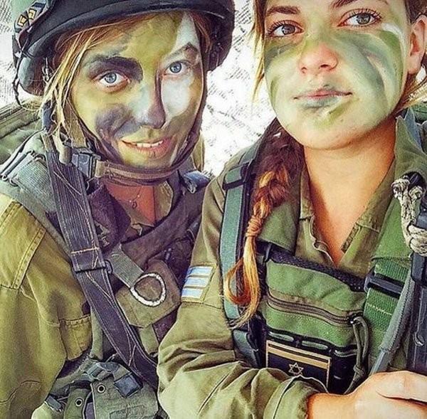 Израильские вооруженные силы