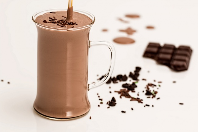 © pixabay  Как приготовить: Положите вблендер: немного поломанного накусочки шоколада или по