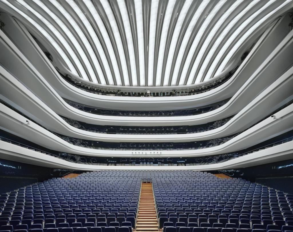 Самые красивые оперные театры в мире