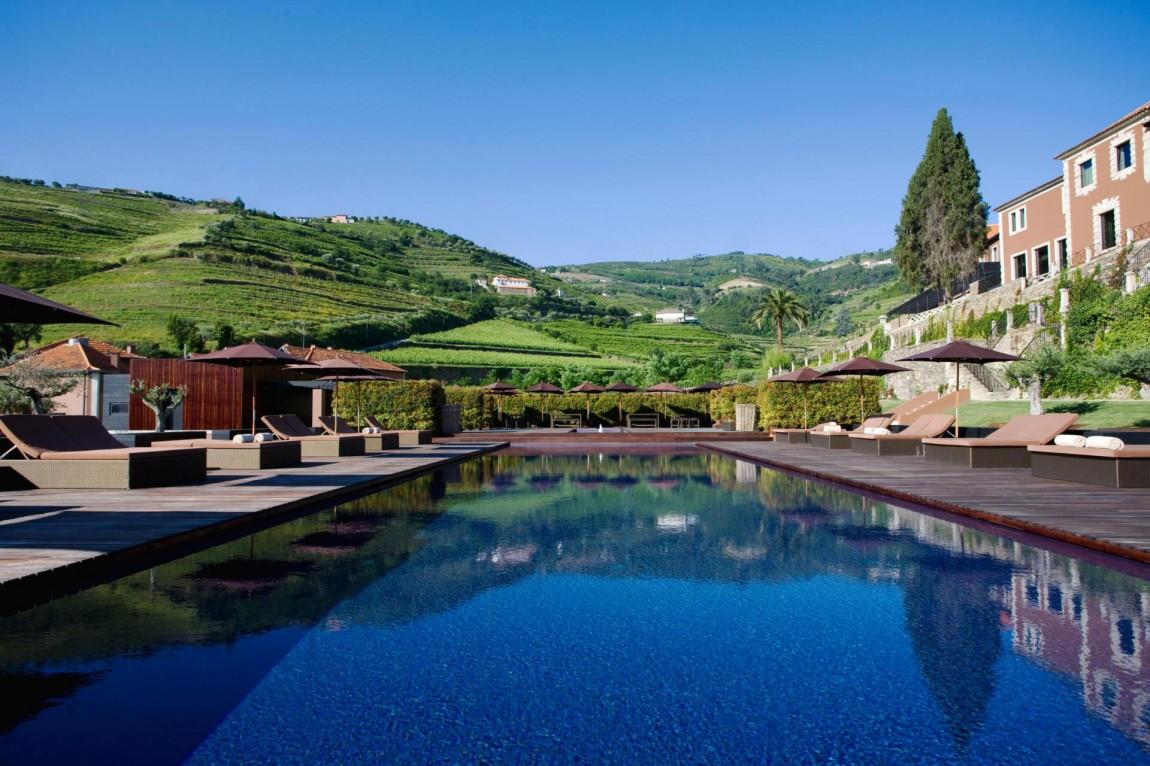 Отель Aquapura Douro Valley