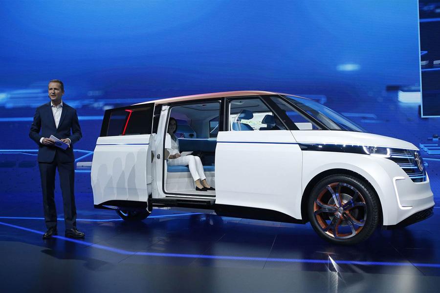 Volkswagen Group планирует запустить в производство сразу несколько электрических автомобилей к конц