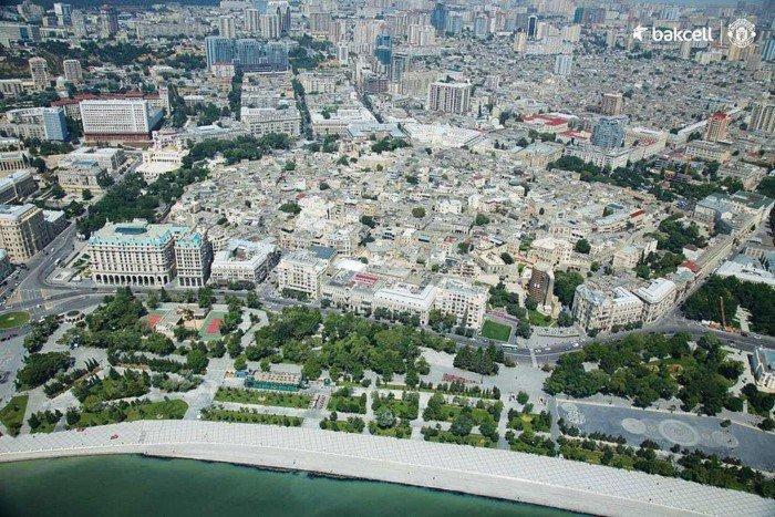 1. Баку, Icheri Sheher