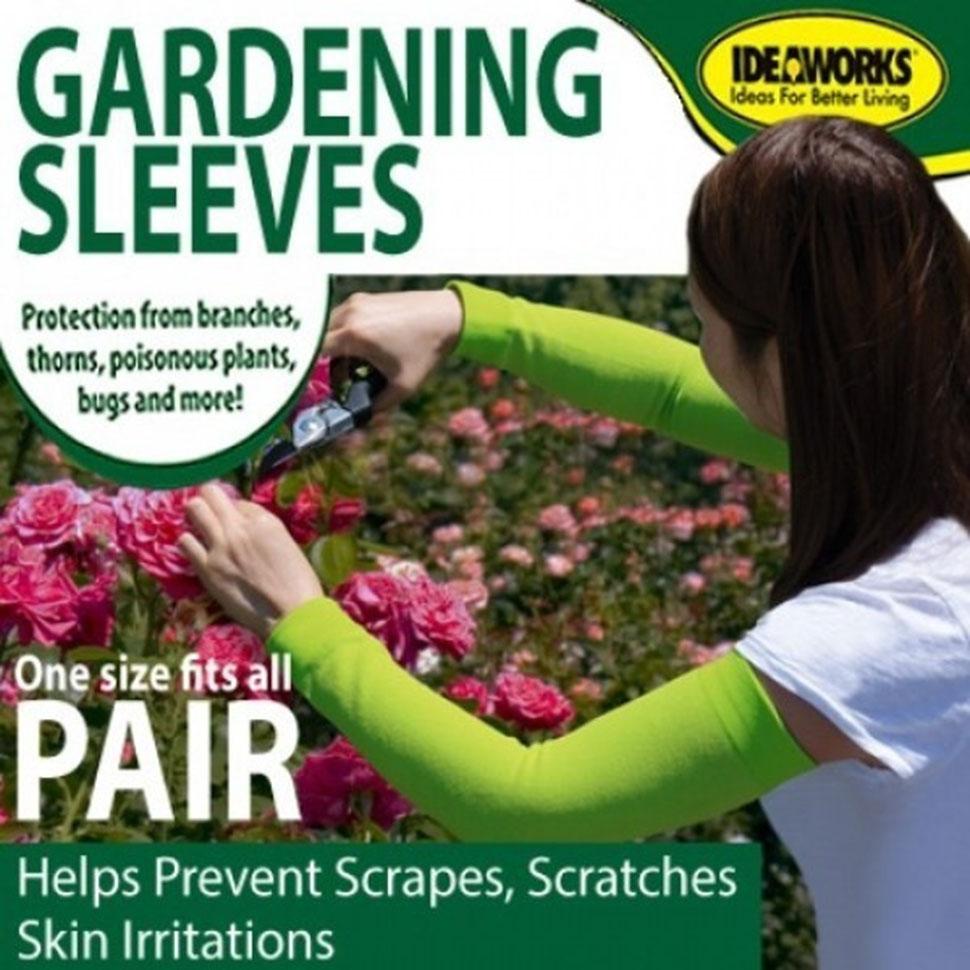 Специальные рукава для садоводов! Серьезно?