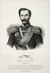 Иван Алексеевич Базин, генерал-лейтенант