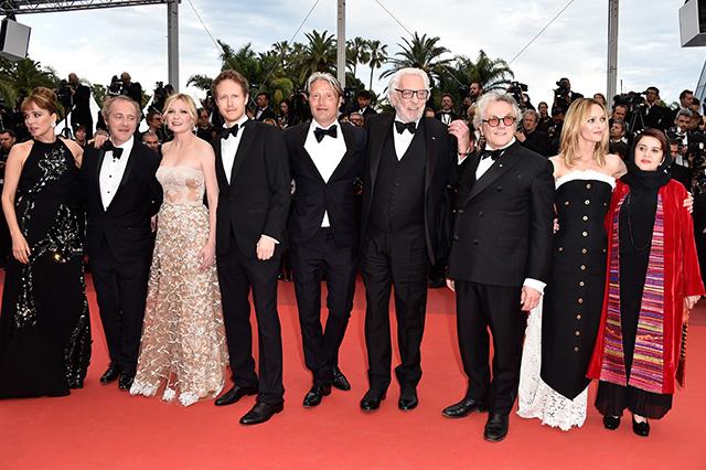 Фильм «Я, Дэниел Блейк» получил Золотую пальмовую ветвь Каннского кинофестиваля