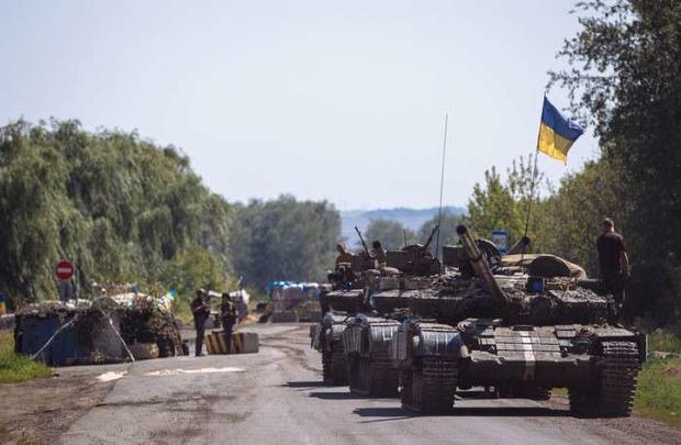 Украина готова предоставить ОБСЕ данные покаждой единице вооружения