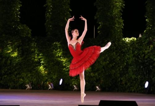 Красноярская балерина вошла втройку наилучших вмире