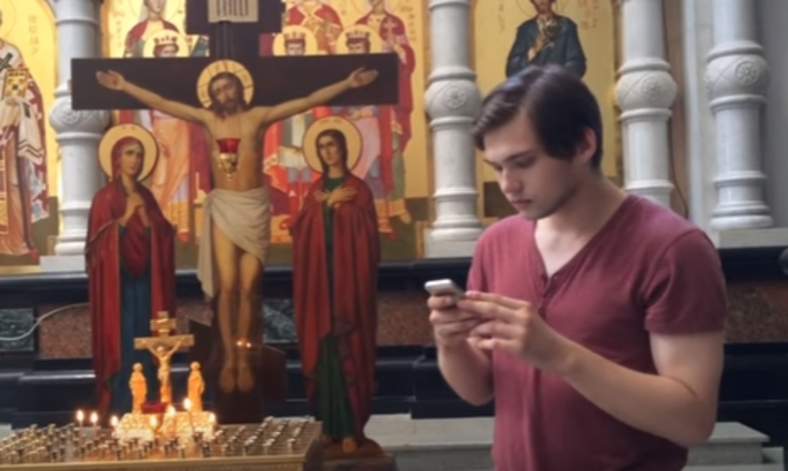 РПЦ: Екатеринбургского ловца покемонов нужно посадить накол