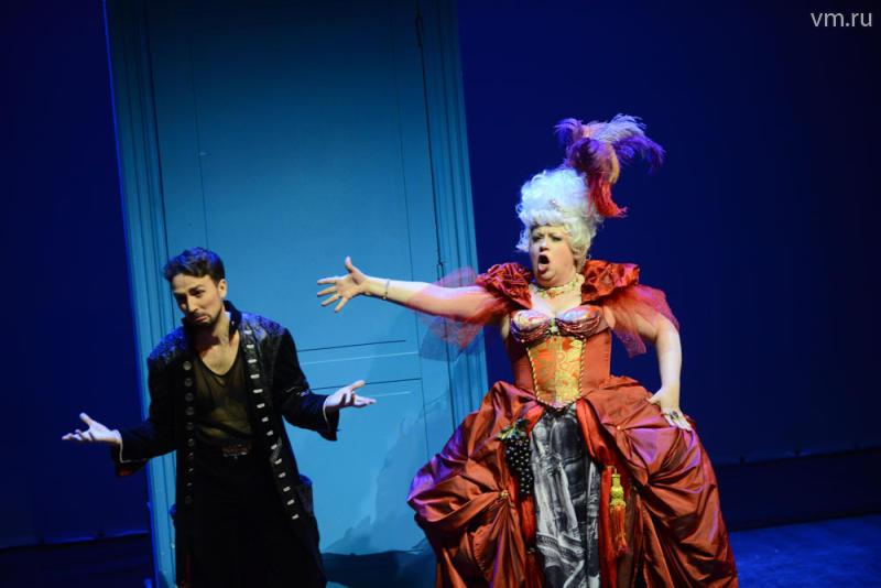 Билеты наспектакли Эстонской государственной оперы в российской столице на100% раскуплены