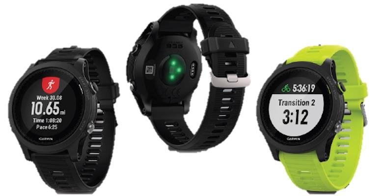 Garmin выпустила в реализацию новые умные часы для спортсменов