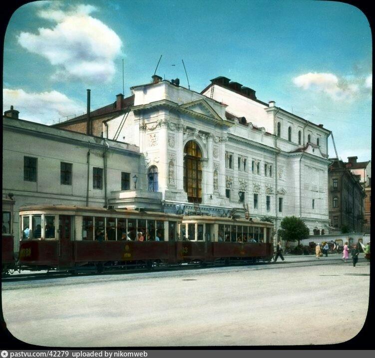 Центральный детский театр. РАМТ. 1930 1931..jpg