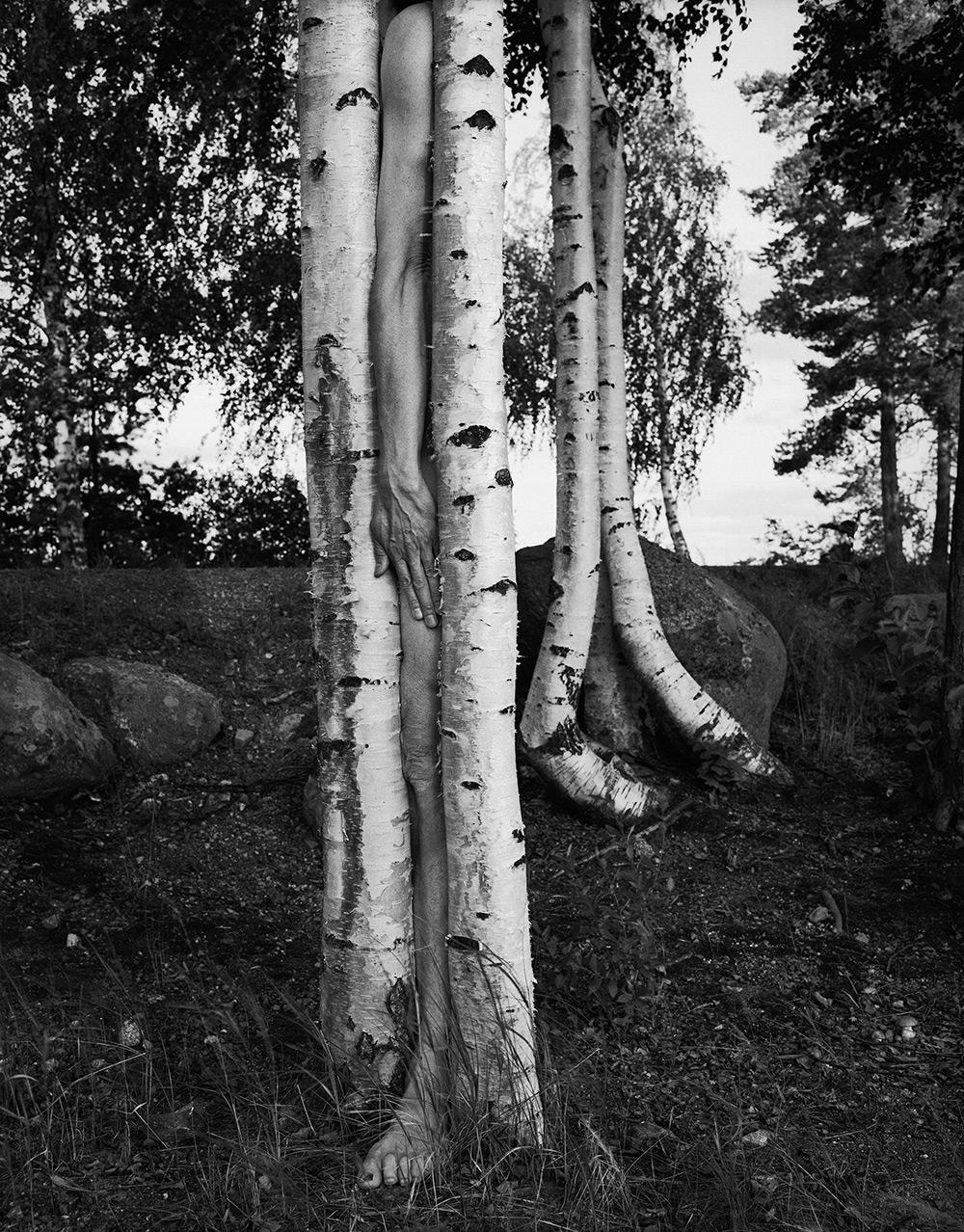 Vaisalansaari, Finland, 1998. Courtesy Catherine Edelman Gallery.