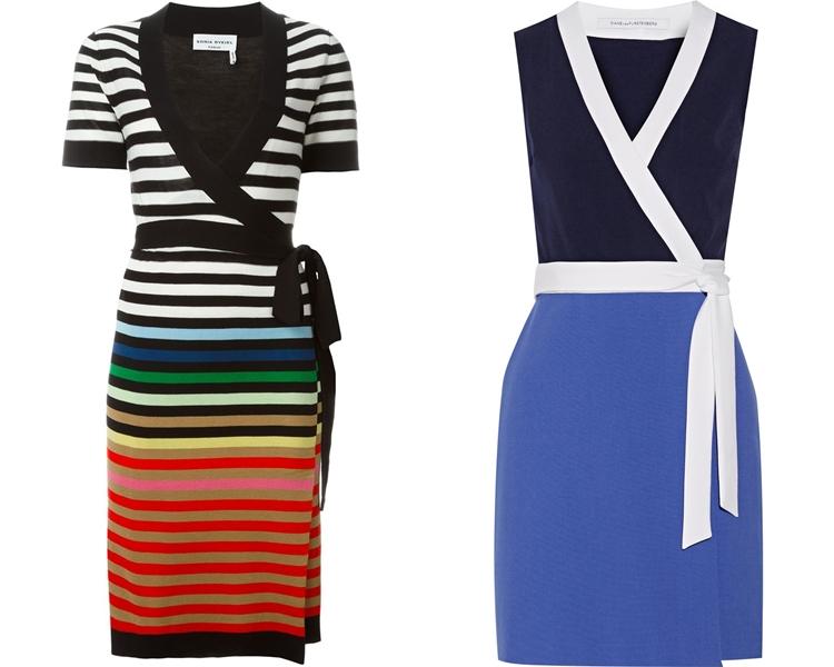 модный фасон платья 2016: платья-халаты