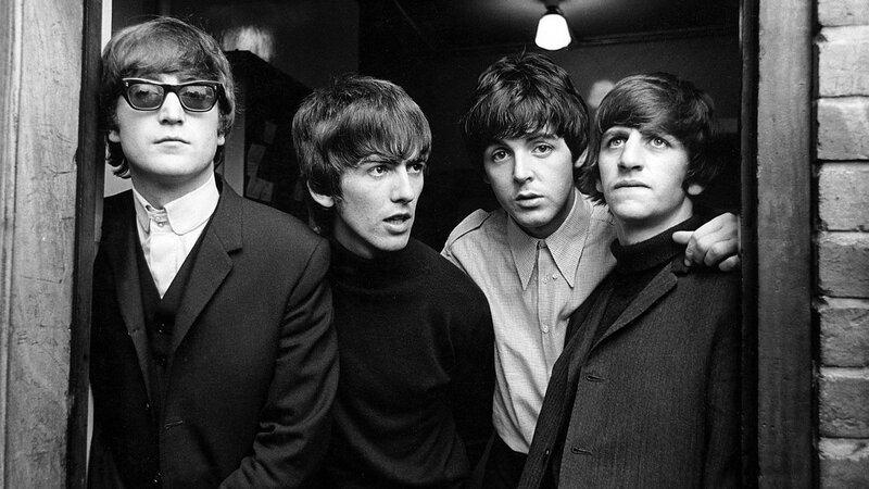 Джордж, Джон, Ринго и Пол