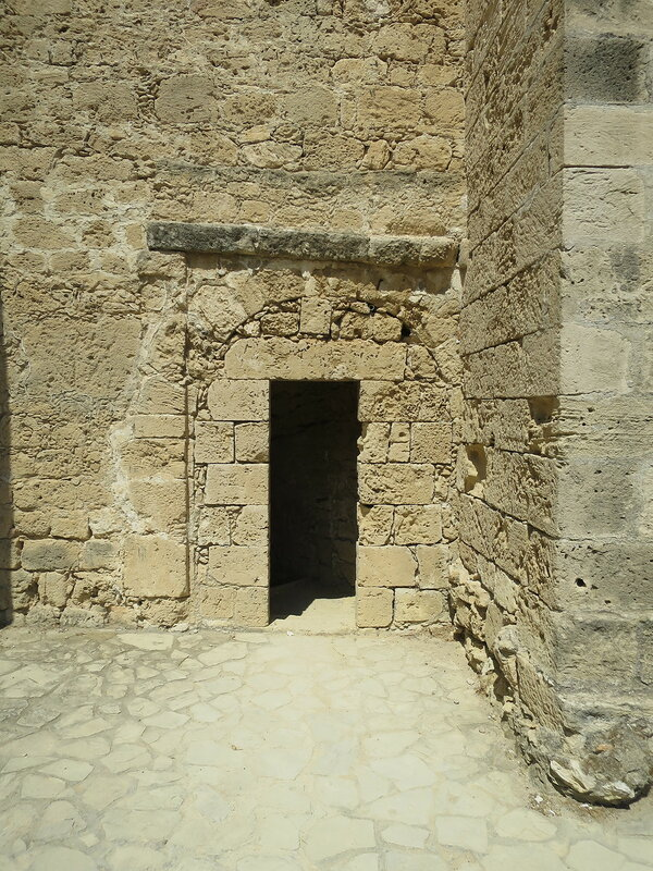 Вход на нижний уровень юго-западного бастиона (17)