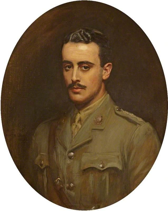 Captain Eustace Lyle Gibbs (1885-1915)