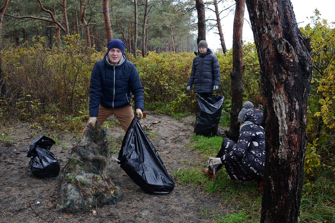 фото Калининград 150 километров чистоты