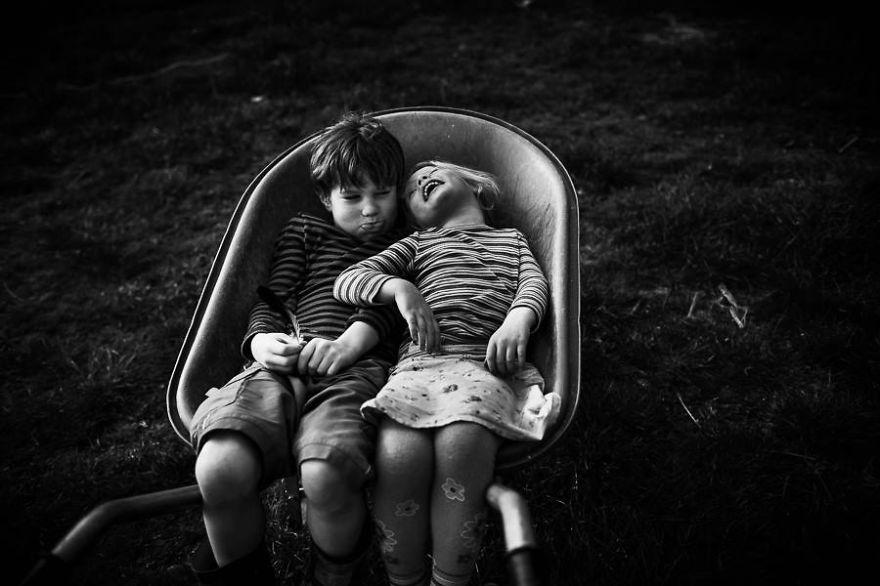 Счастливое детство без мобильных телефонов, интернета и телевизора