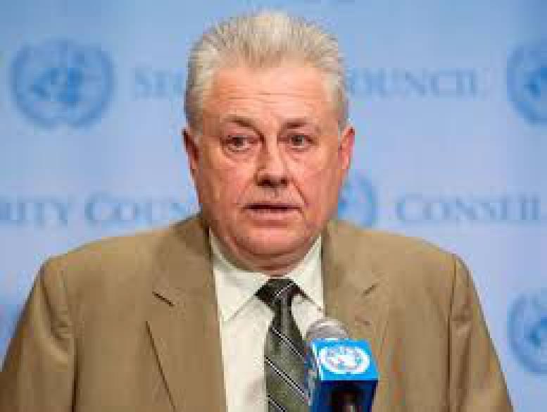 Постпред Украины в ООН рассказал о незаконном визите Путина в Крым