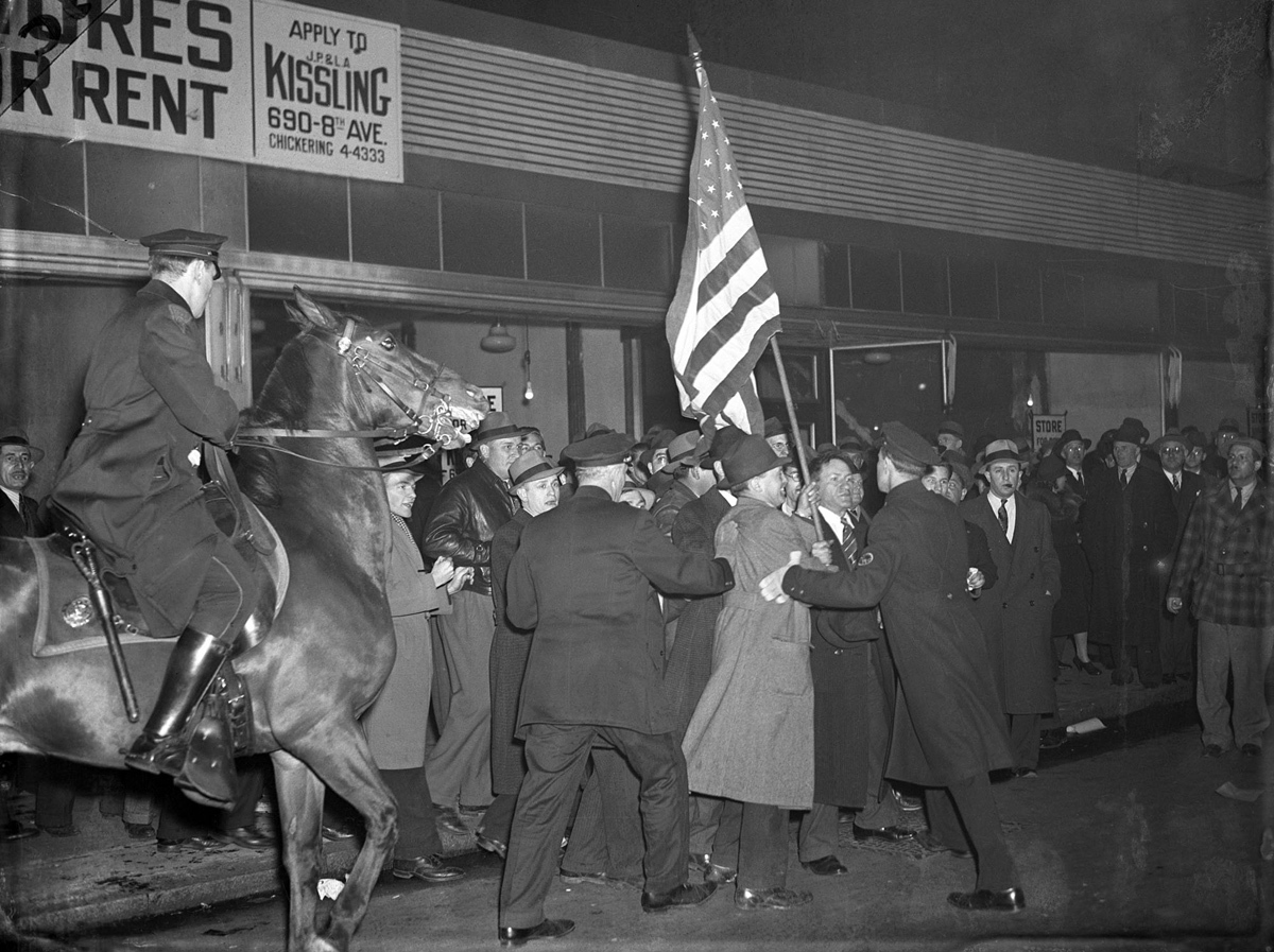 Нацизм в США