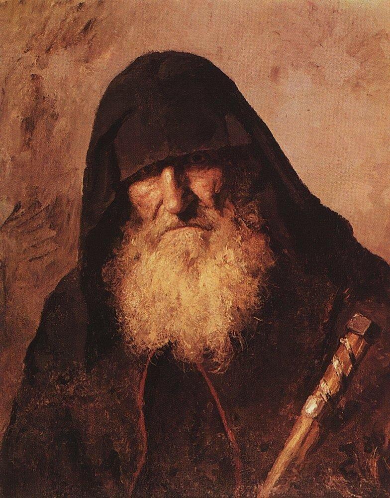 Палестинский монах. 1886.jpg