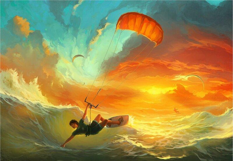 Артём Чебоха (RHADS). Повелители ветра.