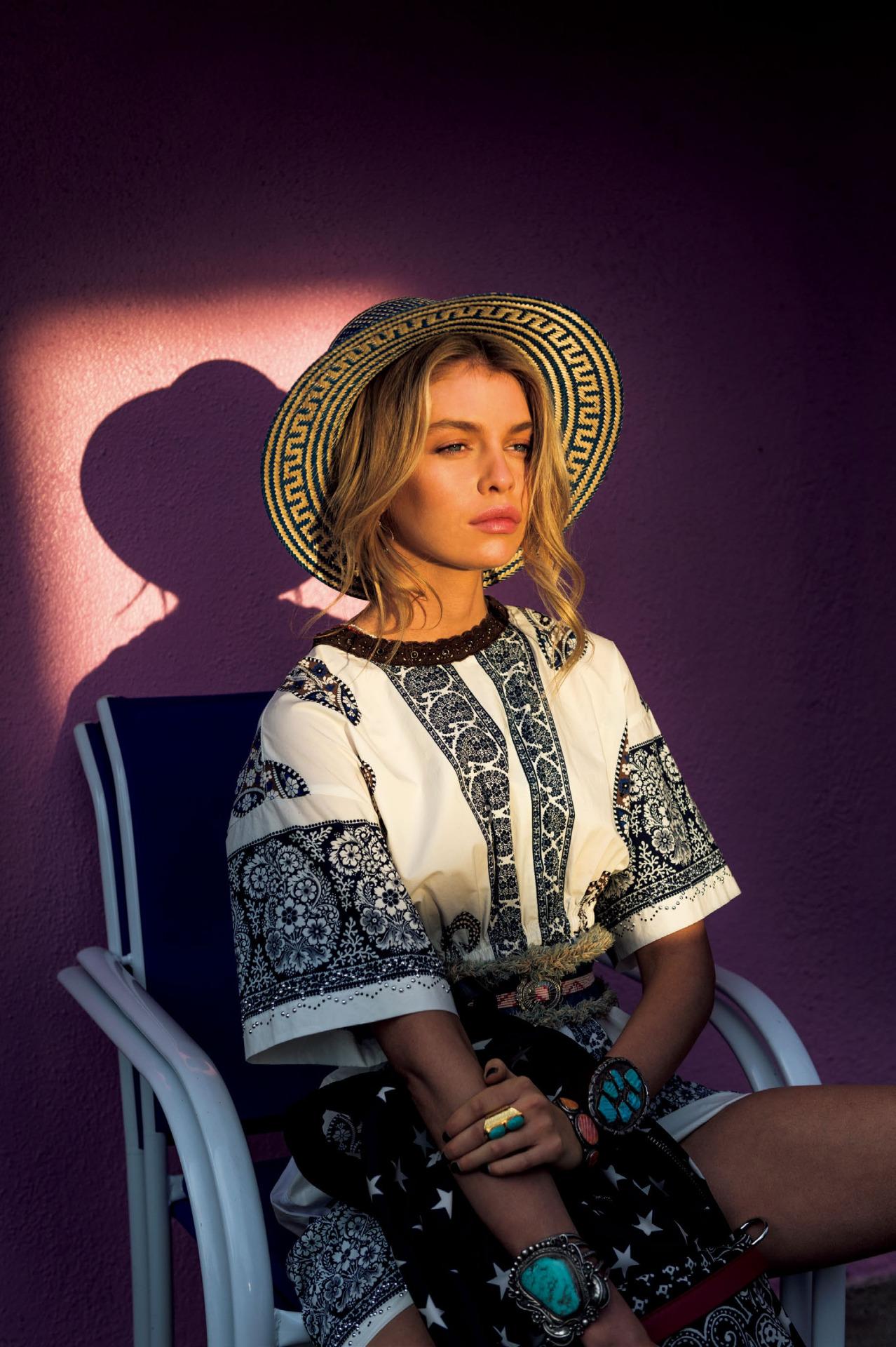 Stella Maxwell Vogue Japan July 2016
