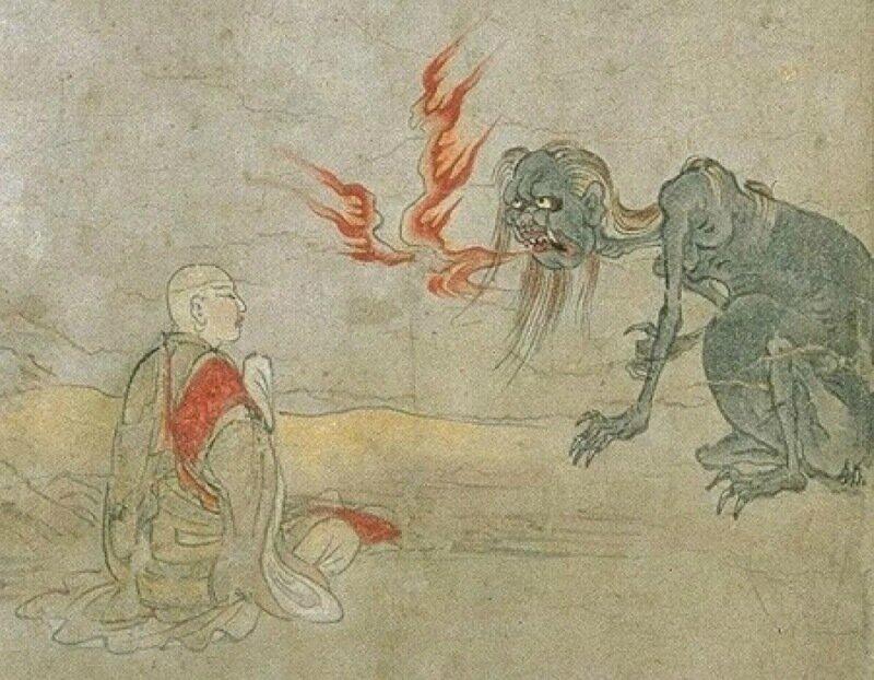 Диббук. Самые злобные монстры из разных религий мира