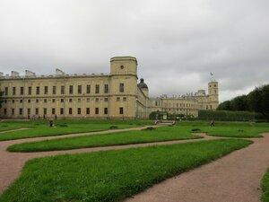 Что посмотреть в Гатчине - Гатчинский дворец