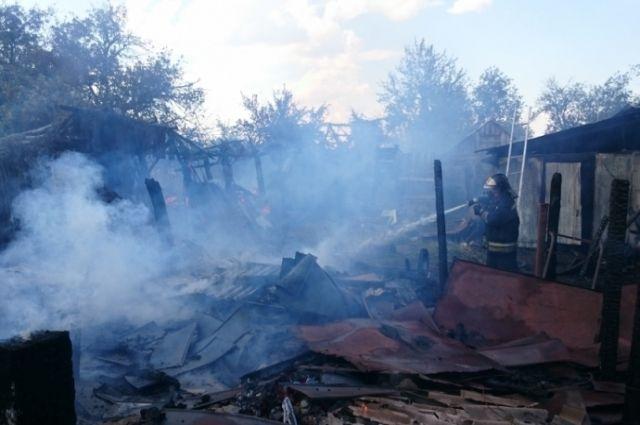 Помощь пострадавшей напожаре малоимущей семье требуется вБрянске
