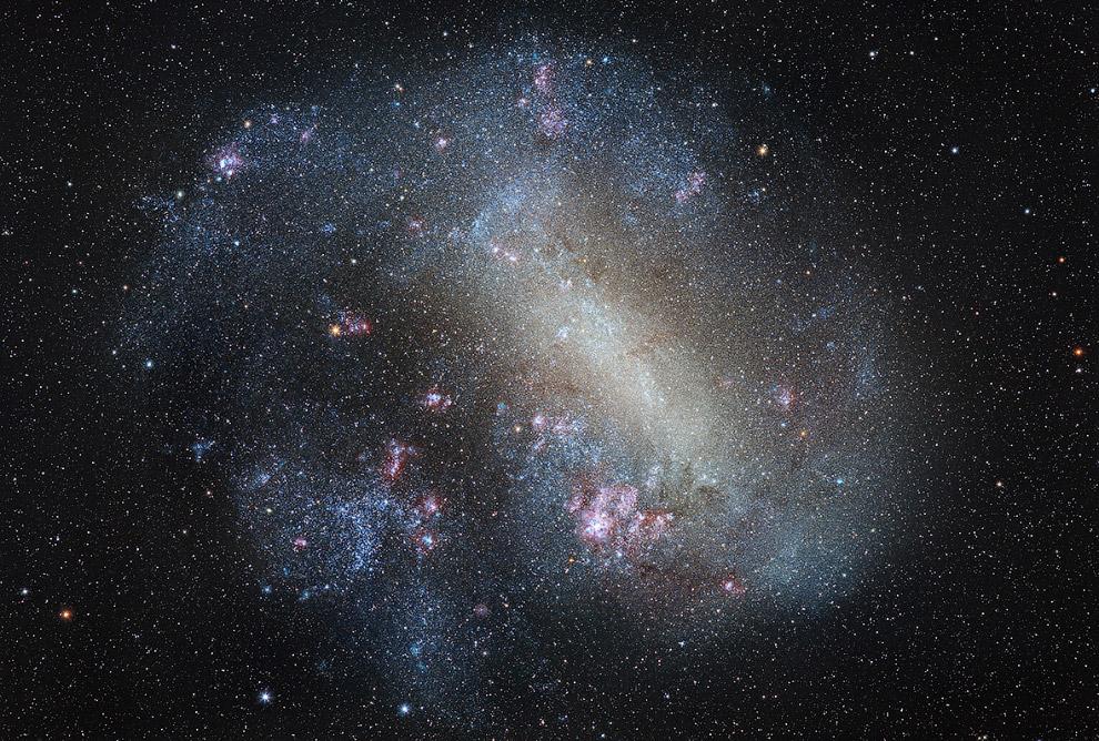20. Победитель в категории «Молодой астроном». Луна. (Фото Brendan Devine):