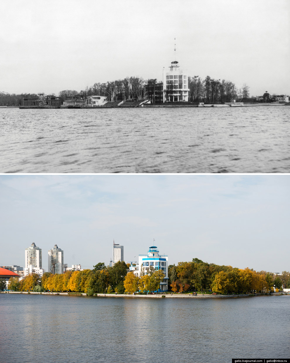 15. Гостиница «Большои? Урал». Запроектирована и построена в середине 1930-х годов. В это время
