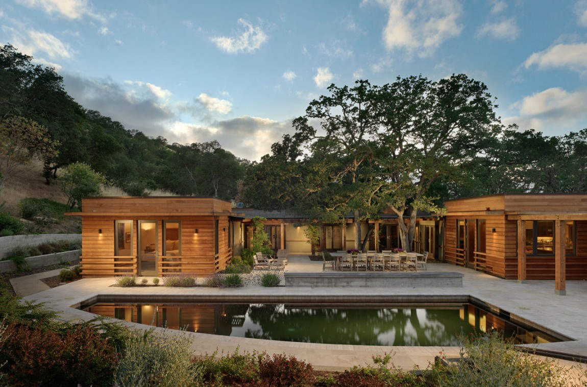 Проект дома East Bay House от MacCracken Architects (23 фото)