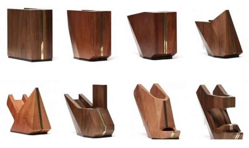 18. Коллекция обуви из дерева. Корни деревьев