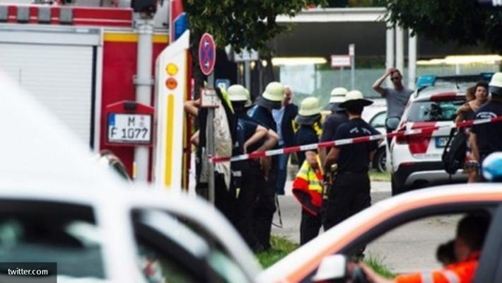ВФРГ призвали кстрогому контролю над оружием после трагедии вМюнхене