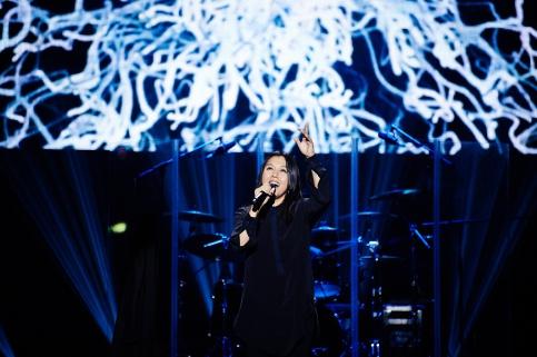 Москвичи могут спеть караоке созвездами шоу «Голос»